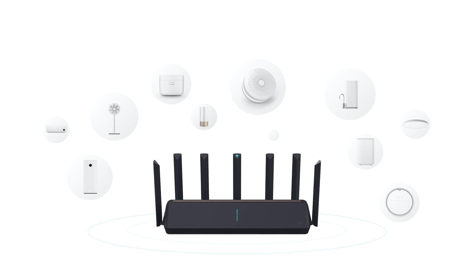 WirelessLink.net |小米AX3600 AP模式设置